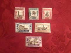 Serie Completa II Fiera Di Tripoli 1928 NUOVA - Libia