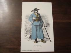 PUBLICITE MEDICALE PRENOXAN HISTOIRE DES COSTUMES A TRAVERS LES AGES ET LES PAYS PAYSAN WALACHE ARAD ROUMANIE - Littérature