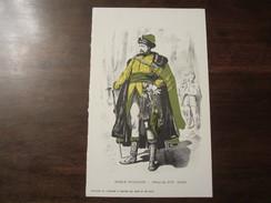 PUBLICITE MEDIACALE HISTOIRE DU COSTUME A TRAVERS LES AGES ET LES PAYS NOBLE POLONAIS DEBUT DU XVII SIECL - Literature