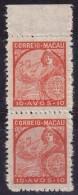 MACAU - 1913- CERES - AFINSA Nº 321 -  *** MNH - Macao