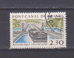 FRANCE / 1990 / Y&T N° 2658 : Pont-canal De Briare - Choisi- Cachet Rond - France