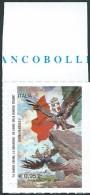 """: Italia 2015; """" La Grande Guerra """" . La Liberazione: Francobollo Di Bordo Superiore. - 6. 1946-.. Repubblica"""