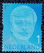 Pays Bas 2014 Sans Gomme D'origine Used King Roi William Alexander - Ungebraucht