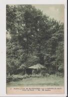 CPA - Hostellerie De BAYENGHEM Par LUMBRES - Coin Du Parc - Sonstige Gemeinden