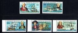 1976  Bicentenaire Des USA - Surchargés «4 Juillet 1776 - 1976» ** - Madagaskar (1960-...)