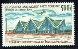 1968  Aéroport International De Tananarive-Ivato  ** - Madagascar (1960-...)