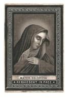 P 76.  E.H.  LEO  JANSEN - Oud-Pastoor V. HEPPEN - °OOSTHAM 1809 -Luik/Melveren/Heppen - +OOSTHAM 1882 - Images Religieuses