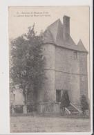 CPA - Environs De Pernes En Artois - Le Chateau Féodal De Bours - Sonstige Gemeinden