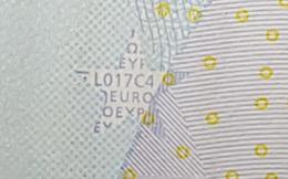 "20 Euro ""U"" FRANCE, DUISENBERG L017 C4 - EURO"