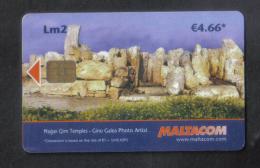 MALTA RARE PHONECARD - Malta