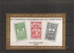 Panama ( BF 3 XXX -MNH) - Panamá