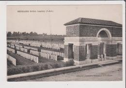 CPA - GREVILLERS - British Cemetery - Sonstige Gemeinden