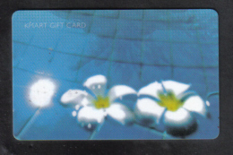 GIFT CARD  FOR COLLECTION - (  AUSTRALIA  K MART   ) - Gift Cards