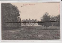 CPA - Le Chateau D'Hauteclocque - Sonstige Gemeinden