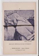 Carte Postale - JESUS EST DEPOUILLE DE SES VETEMENTS - HENIN LIETARD - Eglise St Martin - Le Chemin De Croix - Sonstige Gemeinden