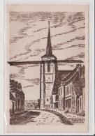 Carte Postale - HERSIN COUPIGNY - L´Eglise ( D´après Le R P Séraphin ) - Sonstige Gemeinden