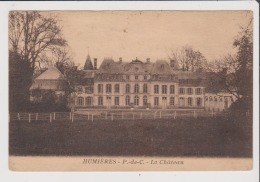 CPA - HUMIERES - Le Chateau - Sonstige Gemeinden