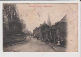 CPA - LAPUGNOY - Rue Principale - - Sonstige Gemeinden