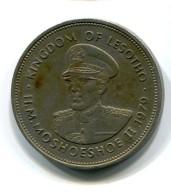 1979 Lesotho 1 Loti Coin - Lesotho
