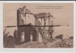 CPA - LOOS EN GOHELLE - Après La Guerre Chateau De L'Ingénieur De La Fosse N 15 - Sonstige Gemeinden