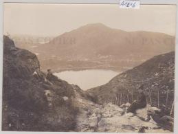 Promenade Au-dessus Des Lacs - 1916 ( Photo O. Svanöe) (format 11 / 14,5 Cm) (A 1216) - Norvège