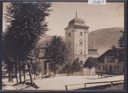 Bergen - Place Du Temple - 1916 ( Photo O. Svanöe) (format 11 / 15 Cm) (A 1217) - Norvège