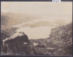 Bergen - Vue Des Montagnes - 1916 ( Photo O. Svanöe) (format 11 / 15 Cm) (A 1218) - Norvège