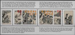 PAYS-BAS Bf49 ** MNH NEDERLAND Strip Comic M. Bommel Et Le Chat Tom Puss De Maarten Toonder - Comics