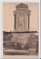 CPA - MERICOURT - Monument Aux Morts - Sonstige Gemeinden