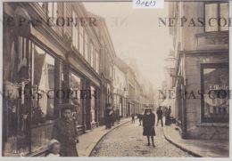 Bergen - Enfants Dans La Rue - 1916 ( Photo O. Svanöe) (format 11 / 15,5 Cm) (A 1219) - Norvège