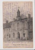 CPA - PERNES EN ARTOIS - L'Hotel De Ville - Sonstige Gemeinden