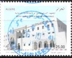 Algérie - 2016 - Timbres Oblitérés - Institut Diplomatique Des Relations Extérieures. - Algerien (1962-...)