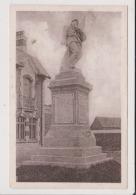 Carte Postale - THELUS - Le Monument Aux Morts - Sonstige Gemeinden