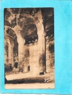 AUBETERRE SUR DRONNE - 16 - Intérieur De L'Eglise Monolithe Saint Jean - ENCH - - Other Municipalities