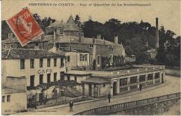 - FONTENAY-le-COMTE - Rue Du Quartier De La Rochefoucault -01389 - Coll. A. Robin - Fontenay Le Comte
