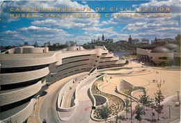 CPSM Canada-Quebec-Musée Canadien Des Civilisations - Québec - La Citadelle