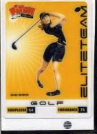 Carte Sports Pitch Pasquier Golf - Golf