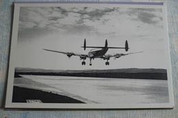 AIRPORT / FLUGHAFEN / AEROPORT     BASEL MULHOUSE  CONSTELLATION AIR FRANCE - Aerodromi