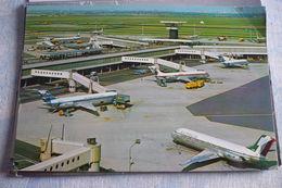 AIRPORT / FLUGHAFEN / AEROPORT     AMSTERDAM SCHIPOL - Aerodrome