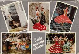 Bailes Regionales Espanoles - Tänze