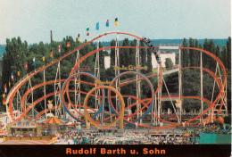 Nürnberg Rudolf Barth Und Sohn Dreier Looping - Nuernberg