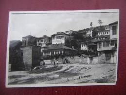 Ohrid-foto Papir-cca 1935  #A 139 - Macédoine