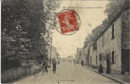 3332- NESMY - Avenue De La Gare - Ed. Lib. Poupin - Other Municipalities