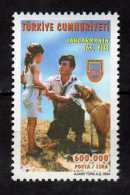 Turkey 2004 The 165th Anniversary Of Gendarmerie. Police.MNH - 1921-... Republic