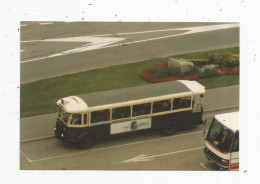 Photographie , 13 X 9 , Automobiles , Bus & &utocars , AUTOBUS , Place BLANCHE - KREMLIN BICETRE , RATP - Cars