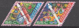 Pays-Bas 1993 Mi.nr: 1496-1497 Dezembermarken  Oblitérés / Used / Gestempeld - Gebruikt