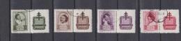 TUBERCULOSE Polen 1948 Mi 0511-14 Zf Cancelled Tuberculose...........................................................133 - Used Stamps
