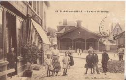 76 Blangy Sur Bresle  La Halle Au Beurre - Blangy-sur-Bresle