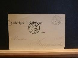 63/945   FRAGMENT AFSTEMEPELING  HAAKSBERGEN  1903 - Periode 1891-1948 (Wilhelmina)