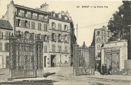BREST, La Porte Foy - Brest